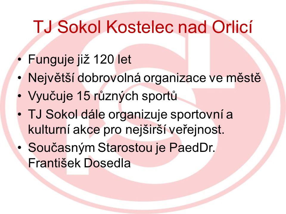 TJ Sokol Kostelec nad Orlicí