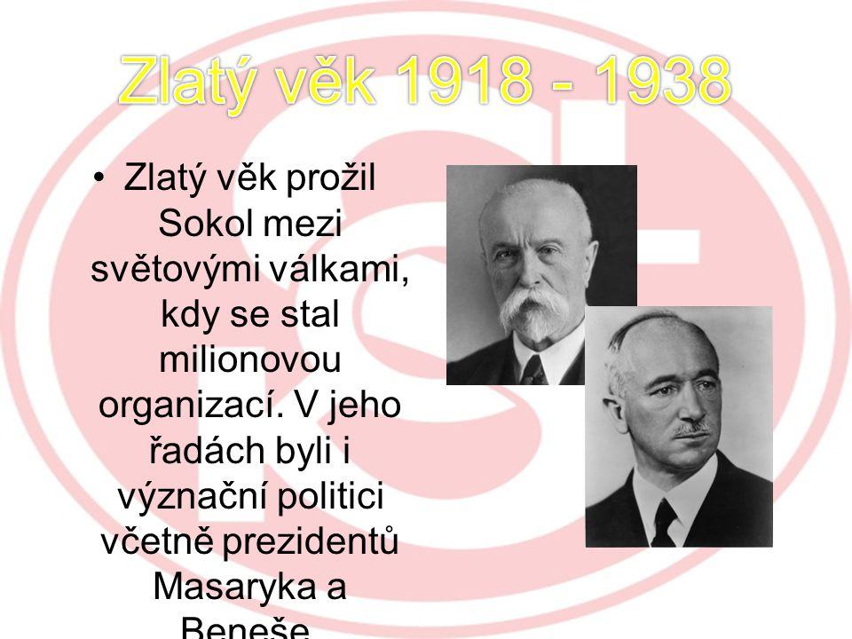 Zlatý věk 1918 - 1938