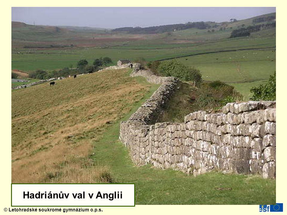 Hadriánův val v Anglii