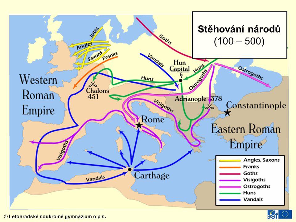 Stěhování národů (100 – 500)