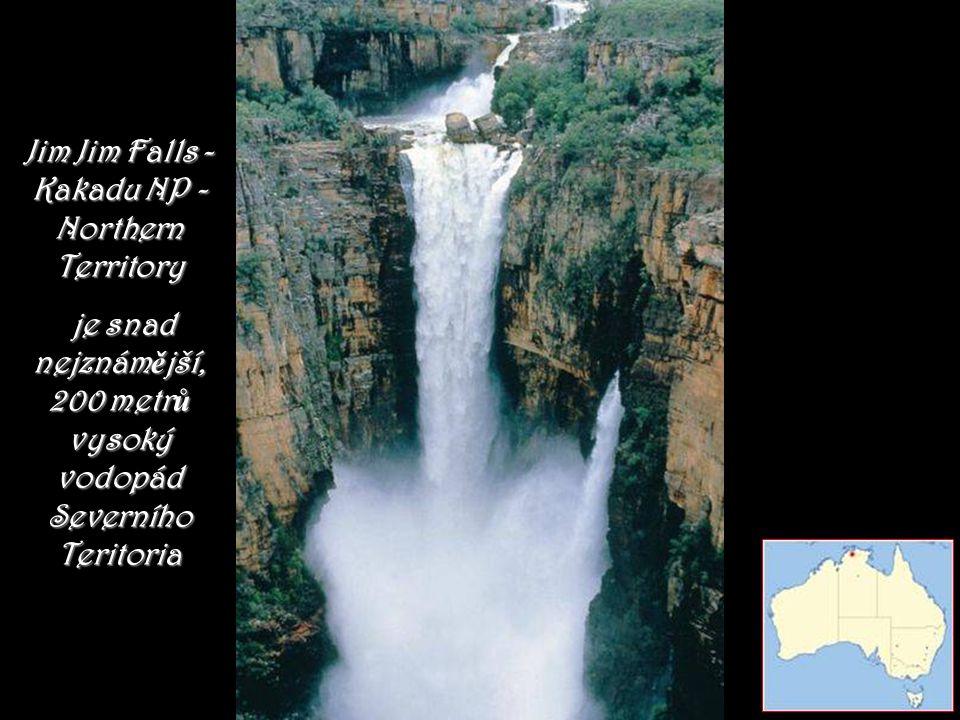 Jim Jim Falls - Kakadu NP - Northern Territory
