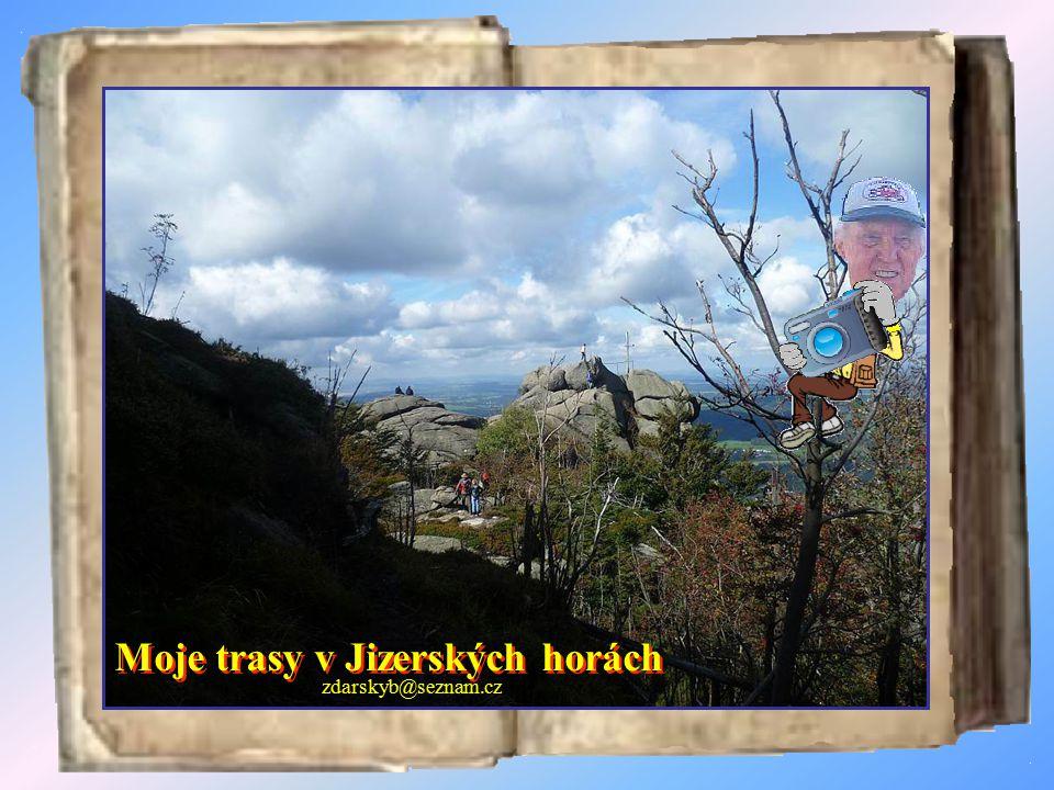 Moje trasy v Jizerských horách