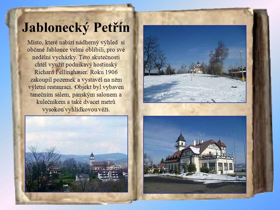 Jablonecký Petřín