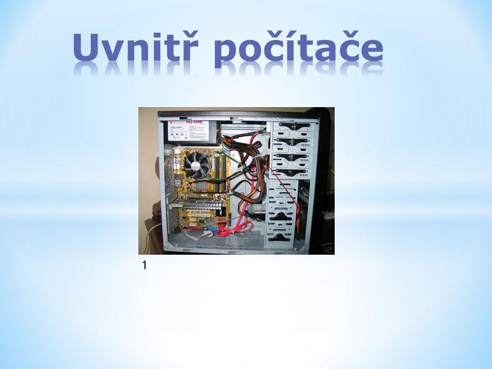Uvnitř počítače 1