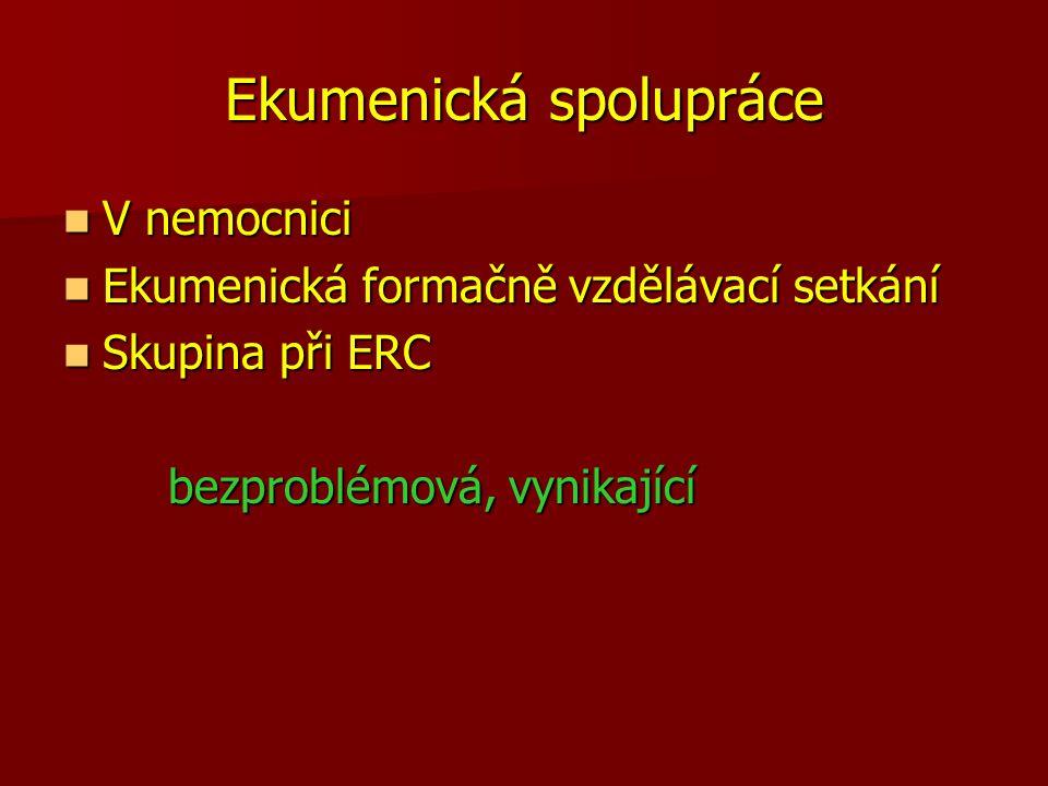 Ekumenická spolupráce