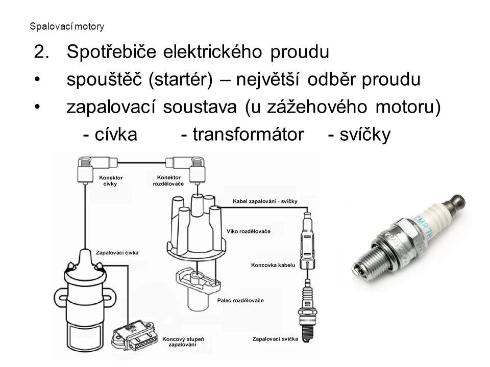 Spotřebiče elektrického proudu