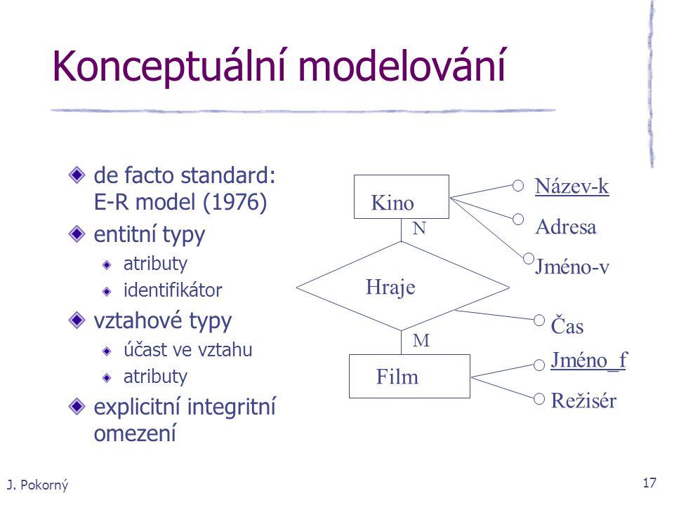 Konceptuální modelování