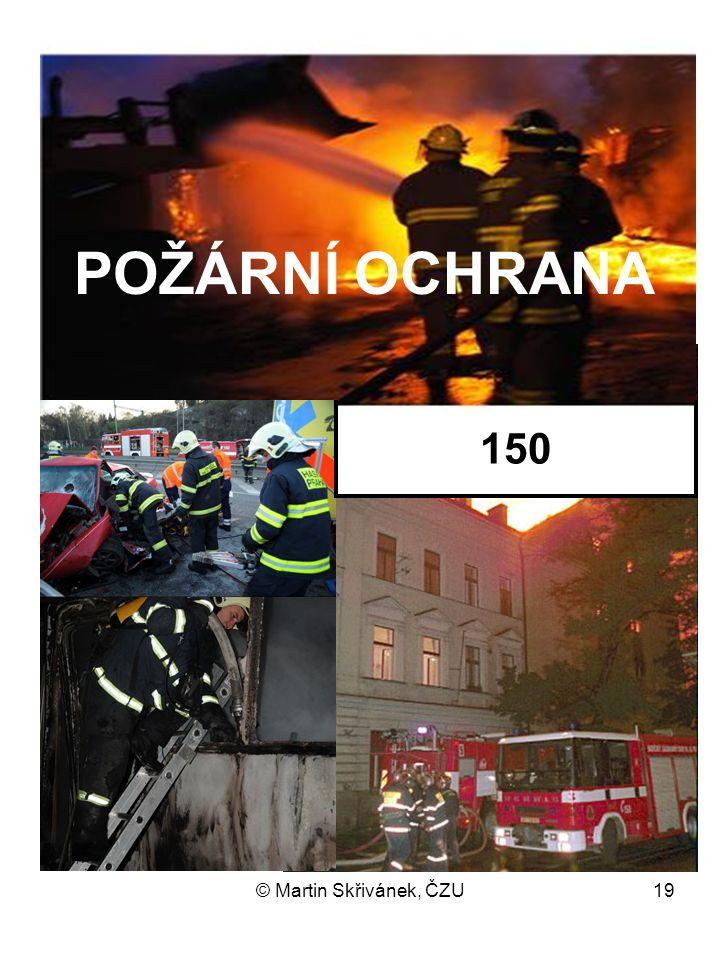POŽÁRNÍ OCHRANA 150 © Martin Skřivánek, ČZU