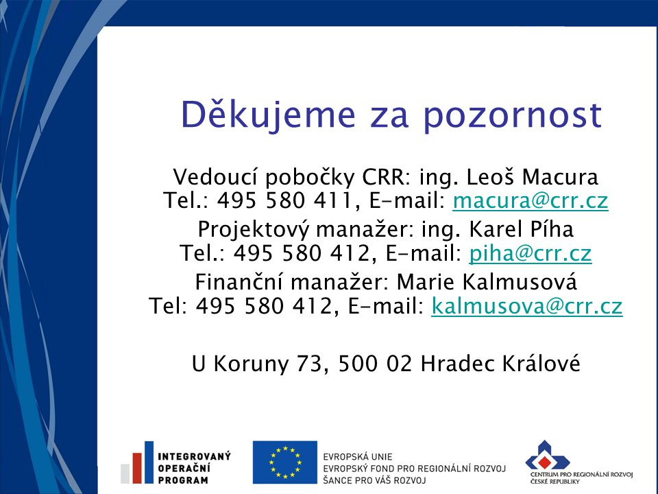 U Koruny 73, 500 02 Hradec Králové