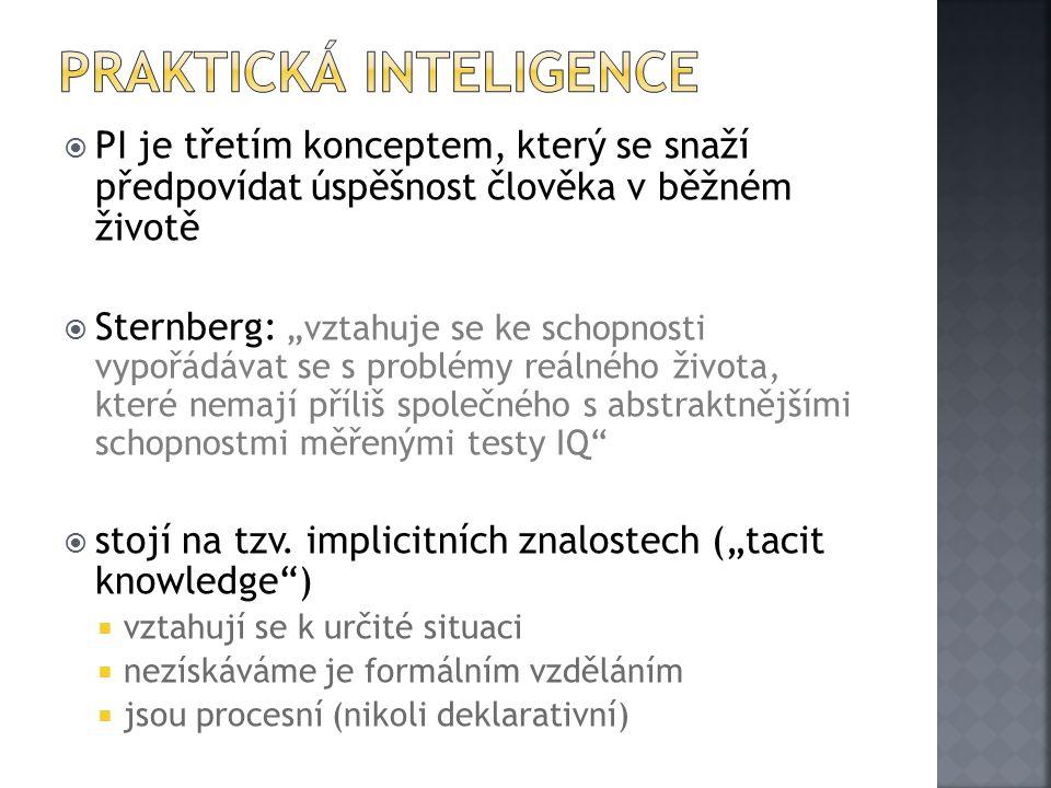 Praktická inteligence
