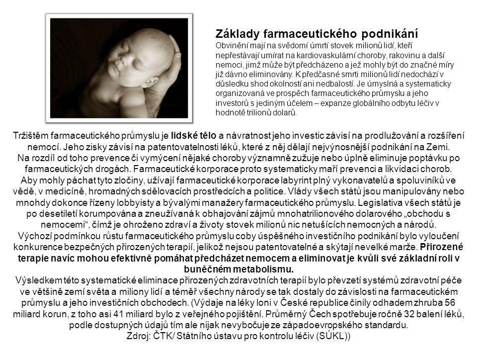 Zdroj: ČTK/ Státního ústavu pro kontrolu léčiv (SÚKL))