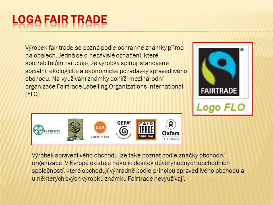 Loga fair trade