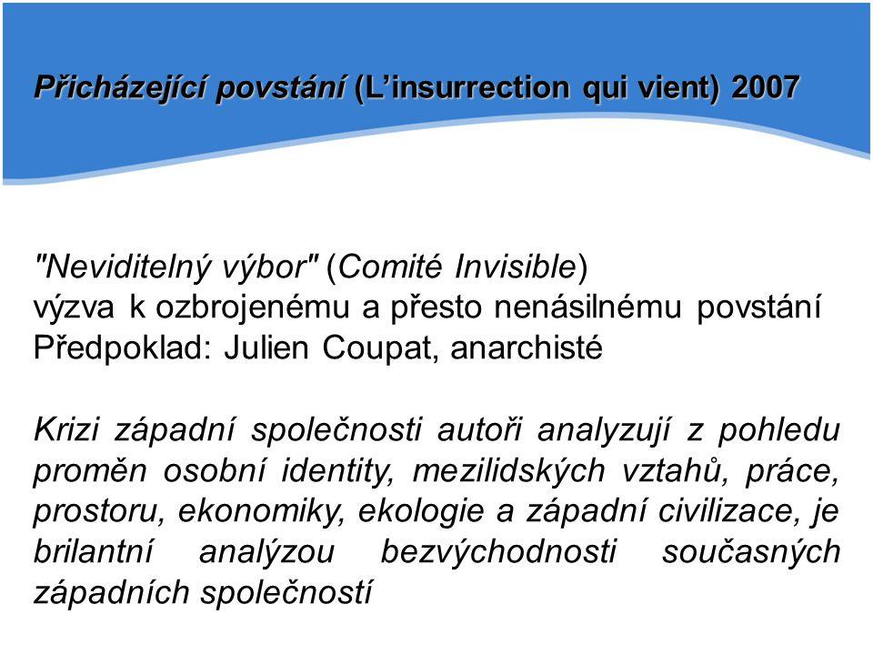 Neviditelný výbor (Comité Invisible)