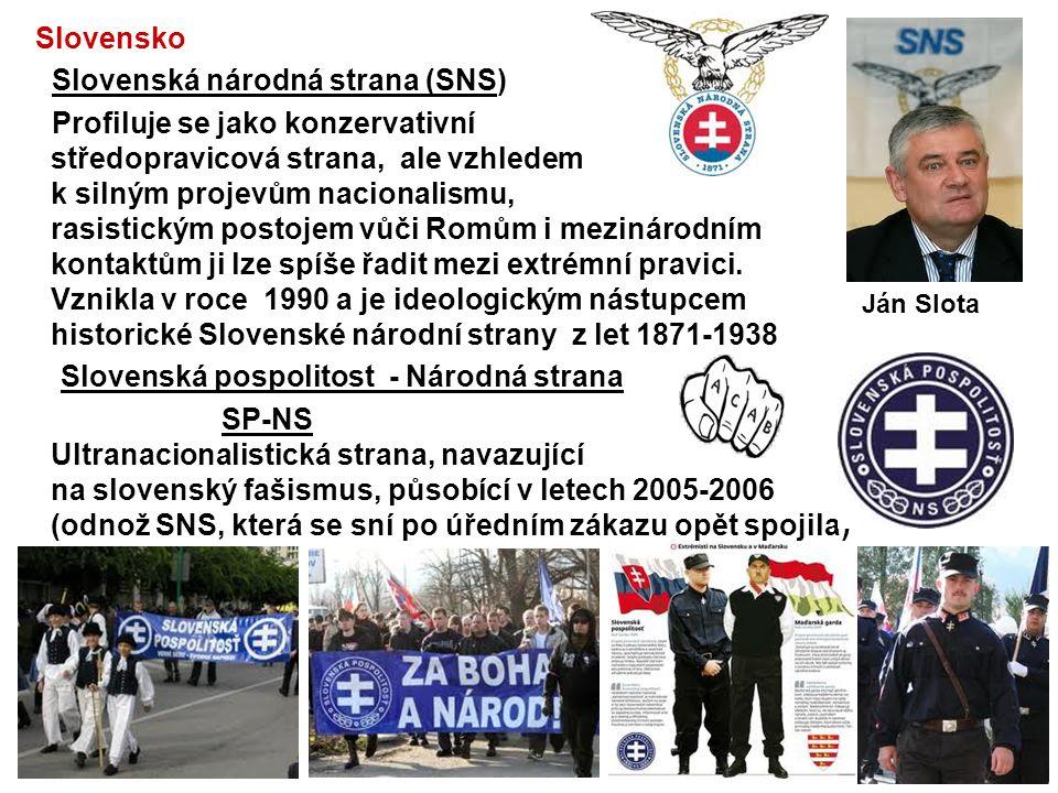 Slovenská národná strana (SNS)