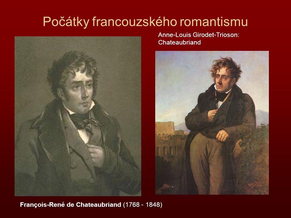 Počátky francouzského romantismu