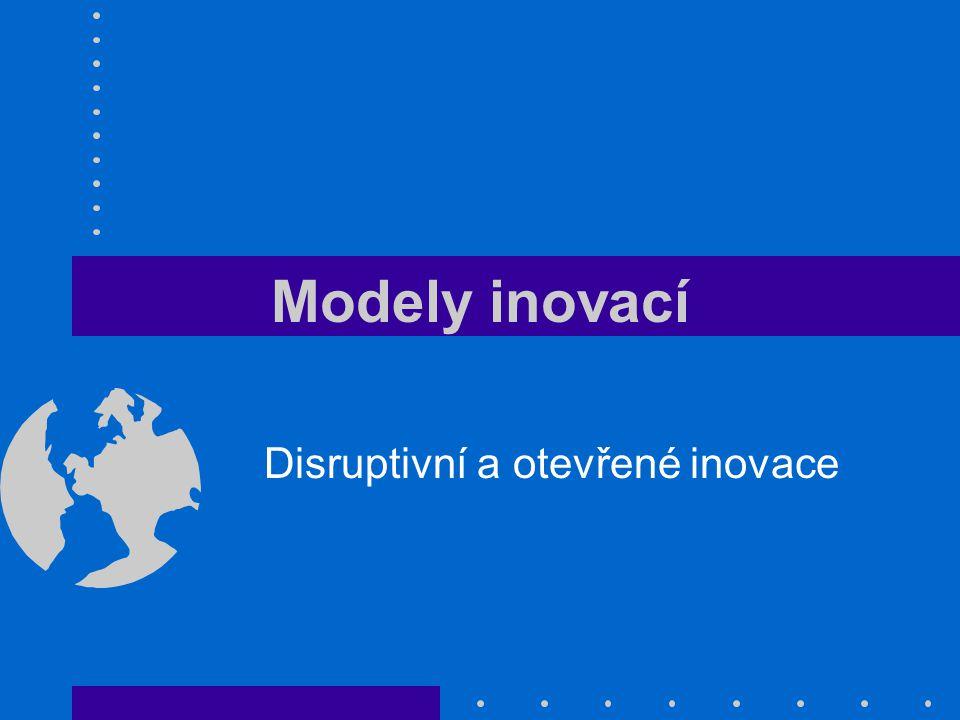 Disruptivní a otevřené inovace