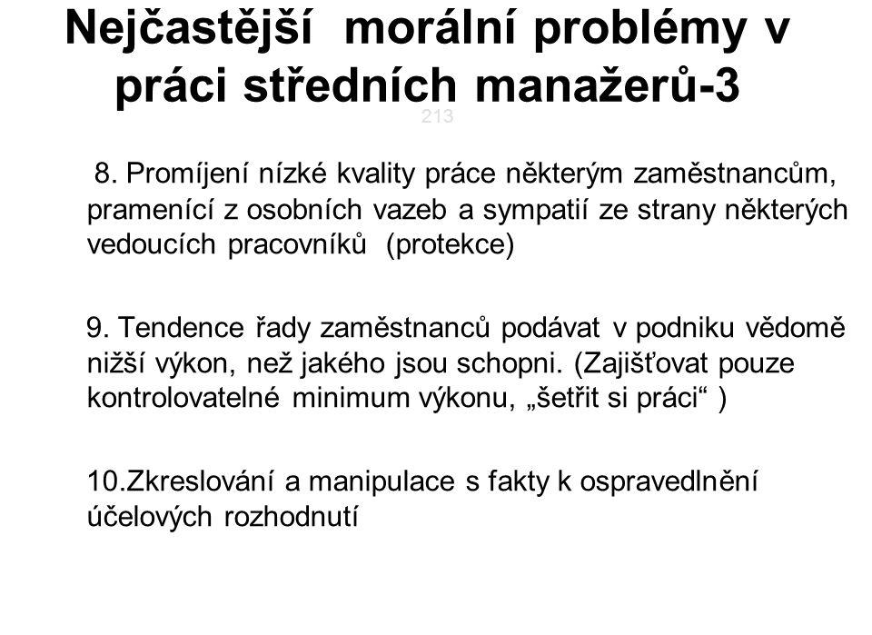 Nejčastější morální problémy v práci středních manažerů-3