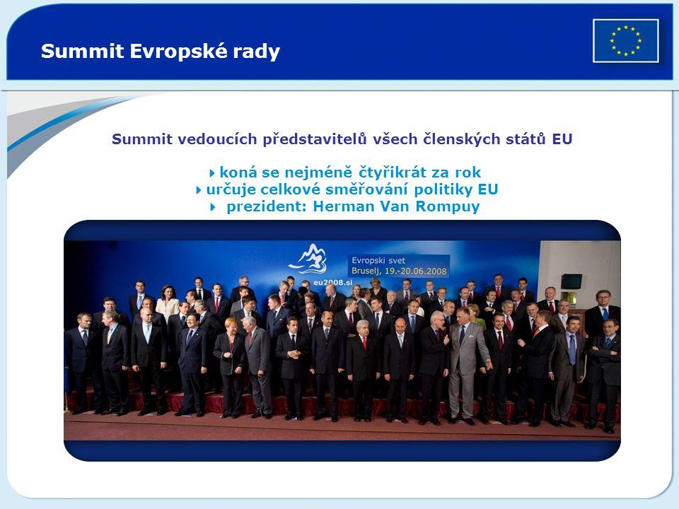 4 prezident: Herman Van Rompuy