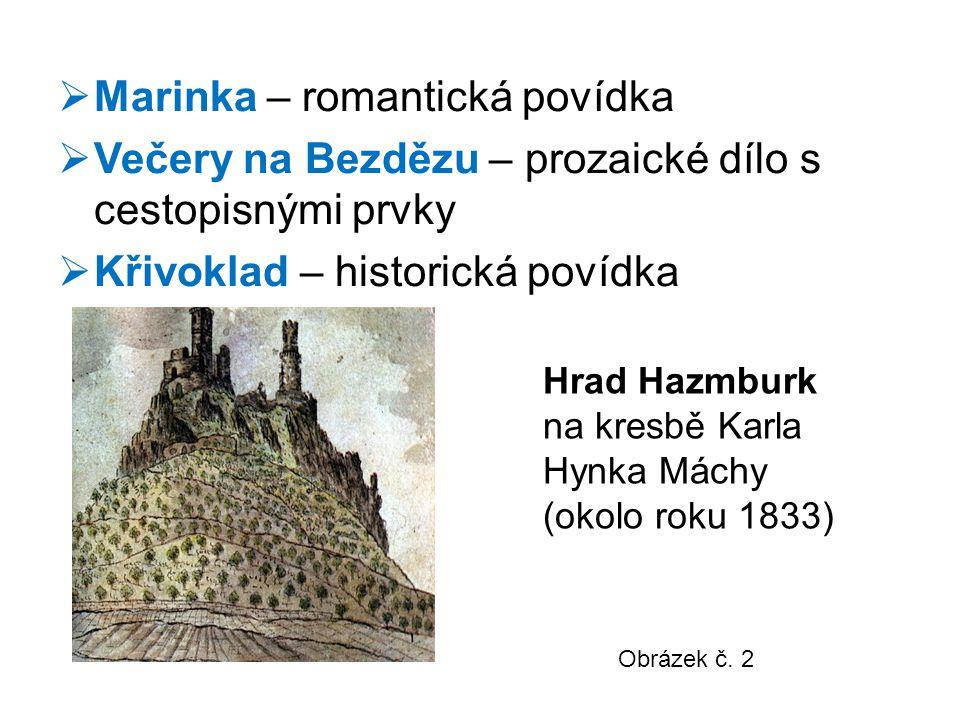 Marinka – romantická povídka