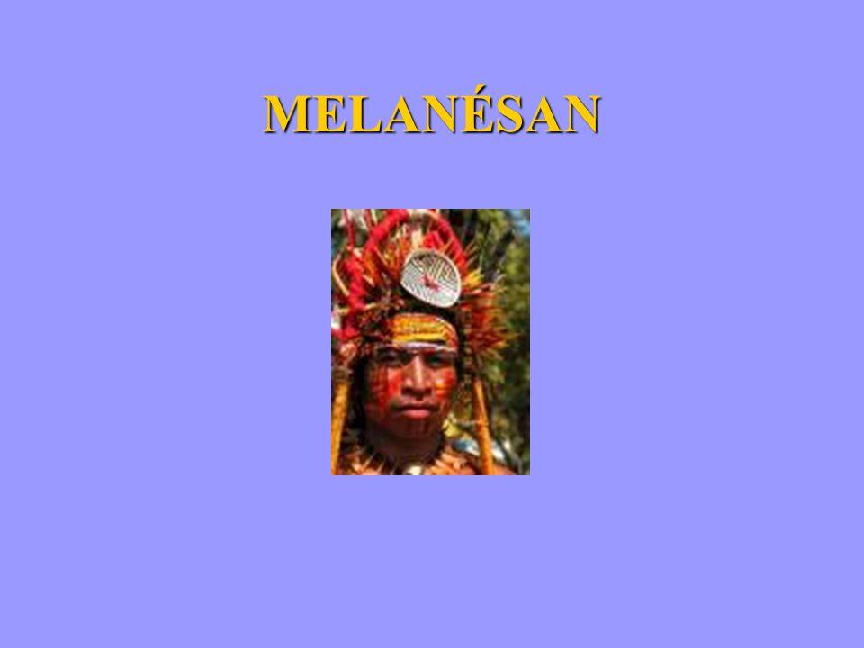 MELANÉSAN
