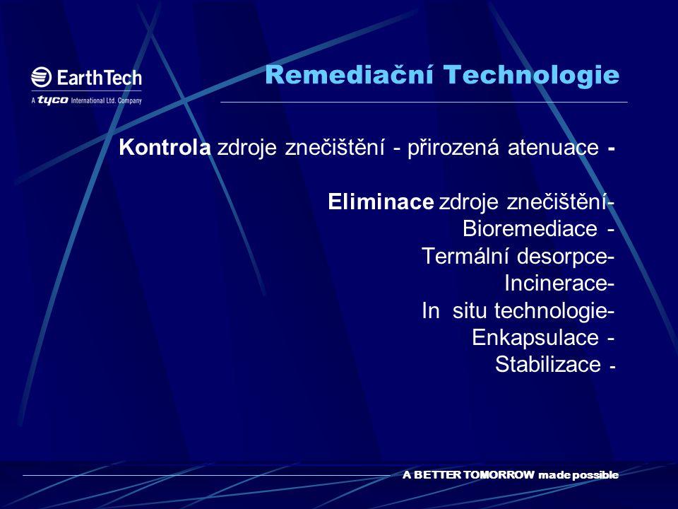 Remediační Technologie
