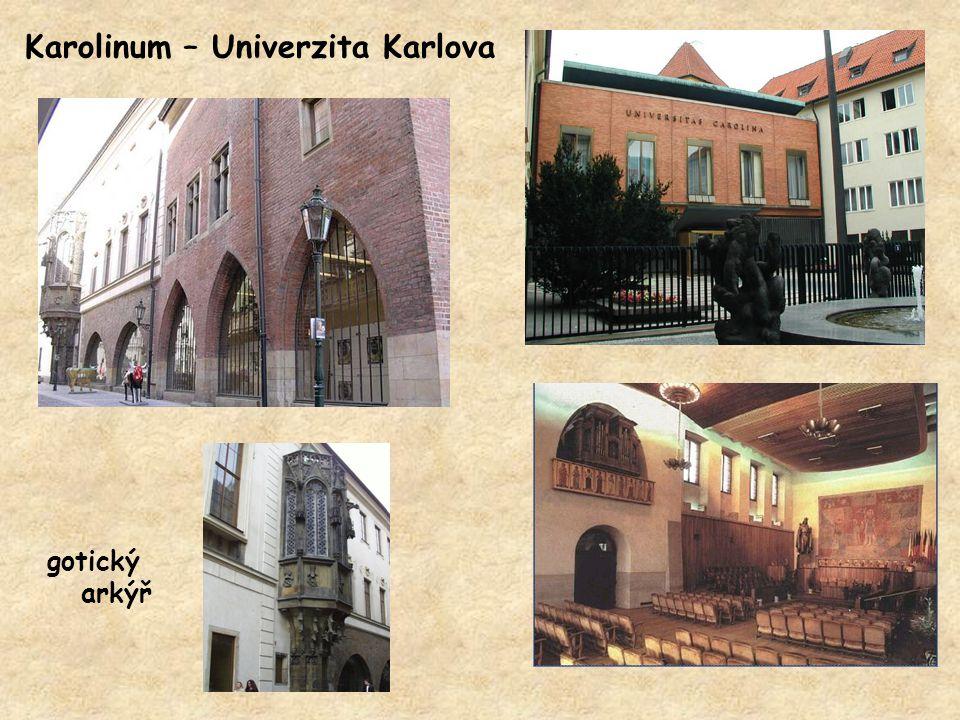 Karolinum – Univerzita Karlova