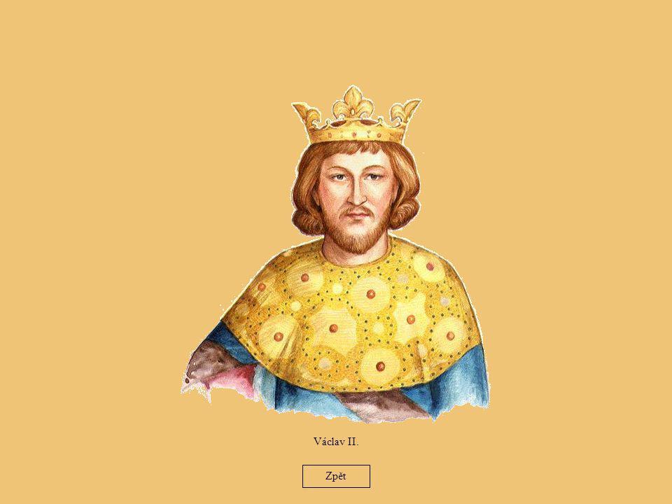 35 Václav II. Zpět