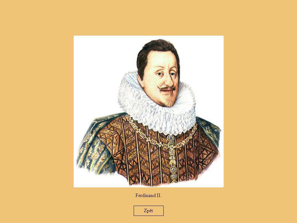 54 Ferdinand II. Zpět