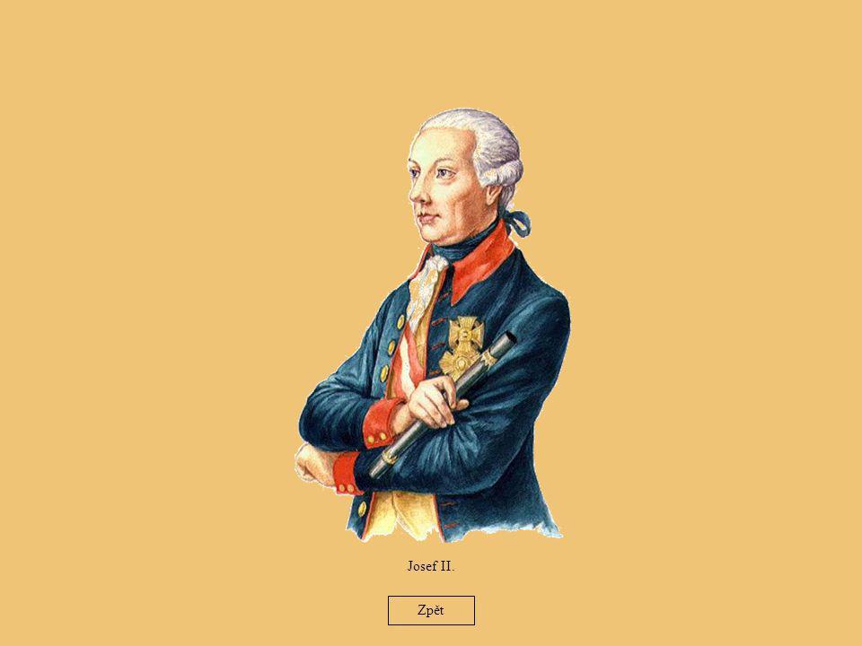 60 Josef II. Zpět