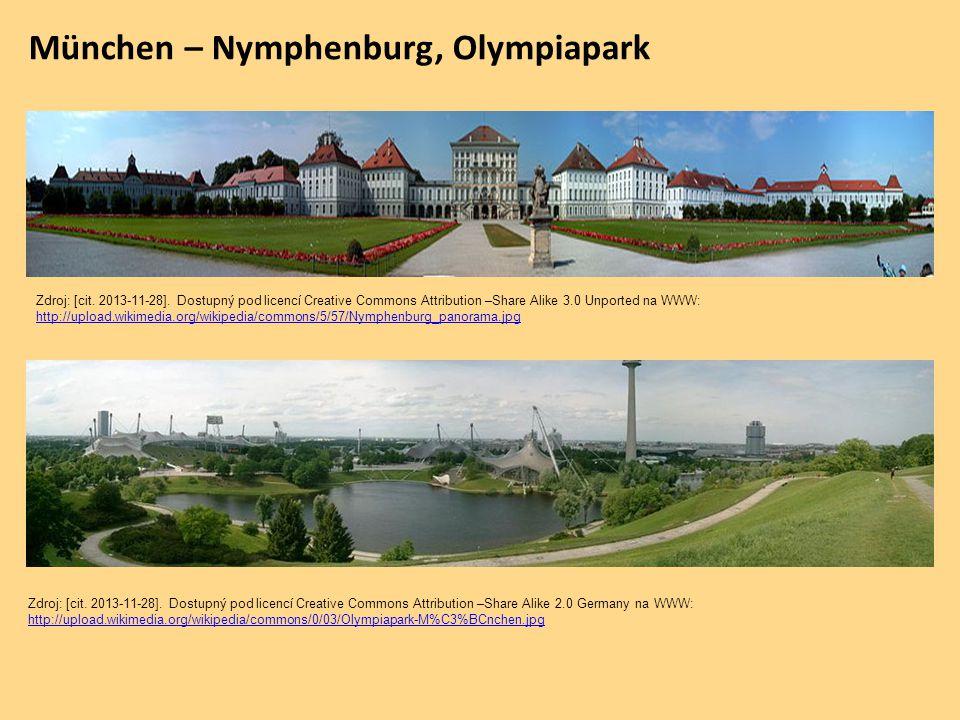München – Nymphenburg, Olympiapark