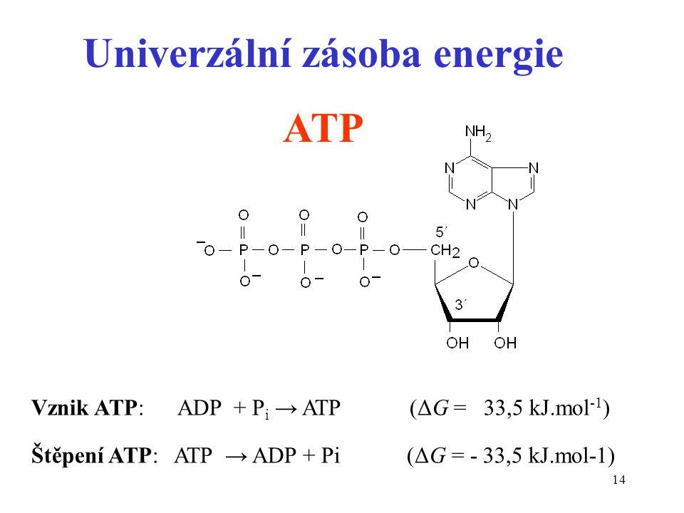 Univerzální zásoba energie