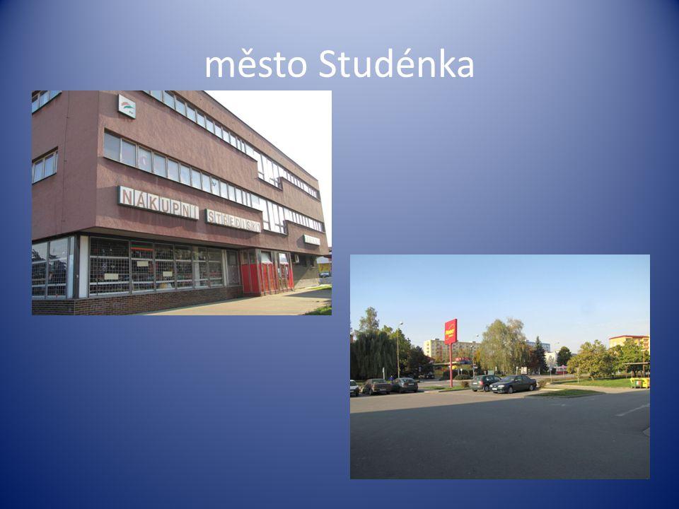 město Studénka