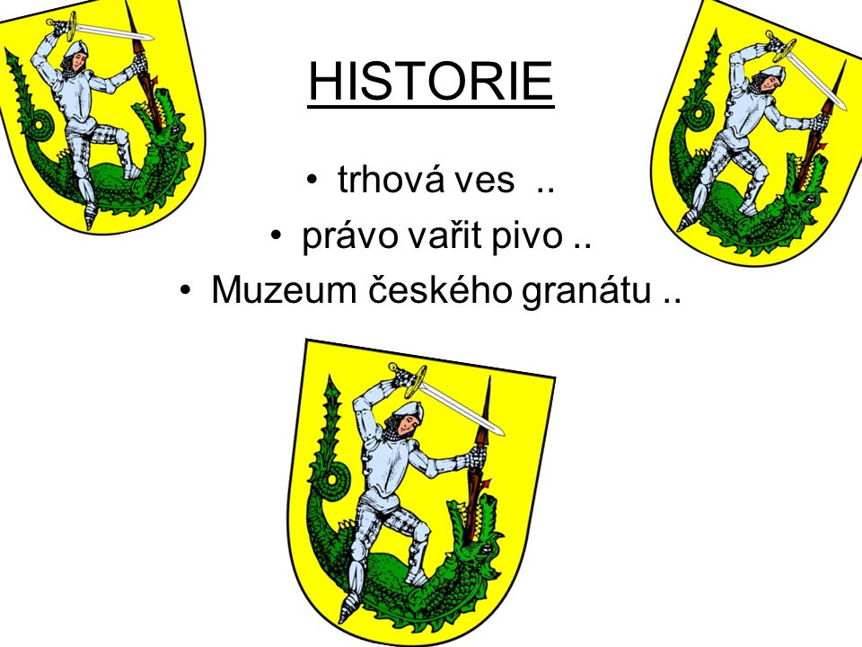 Muzeum českého granátu ..