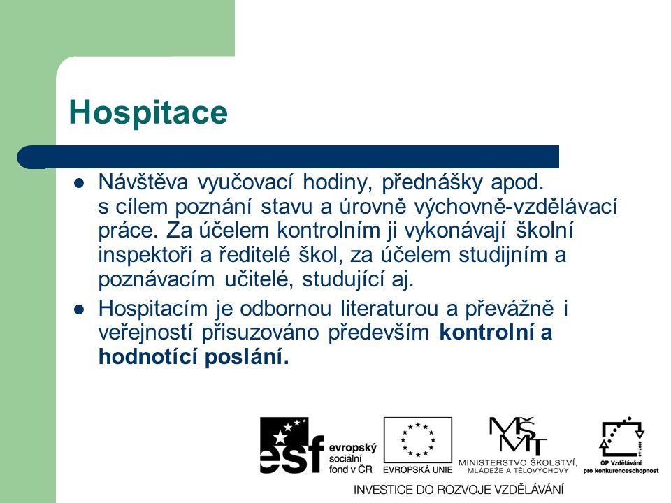 Hospitace