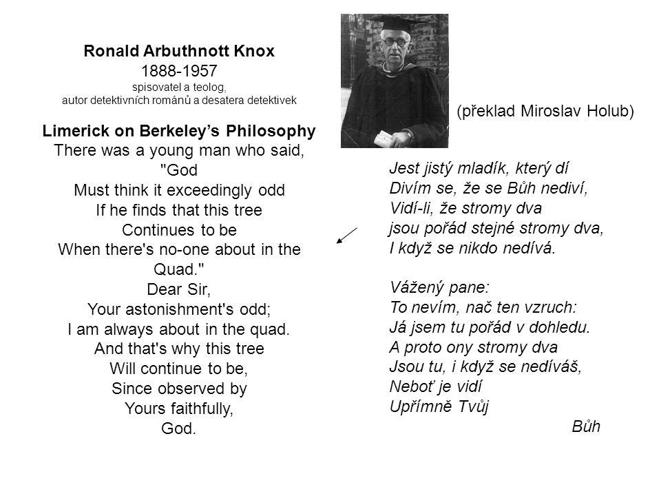 Ronald Arbuthnott Knox 1888-1957