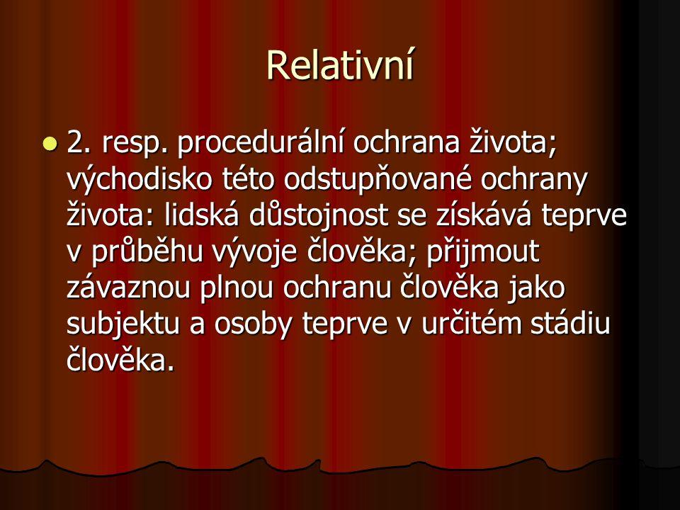 Relativní