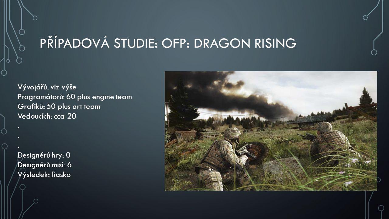 Případová studie: OFP: Dragon Rising