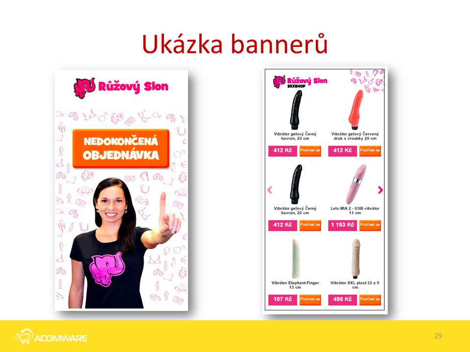 Ukázka bannerů