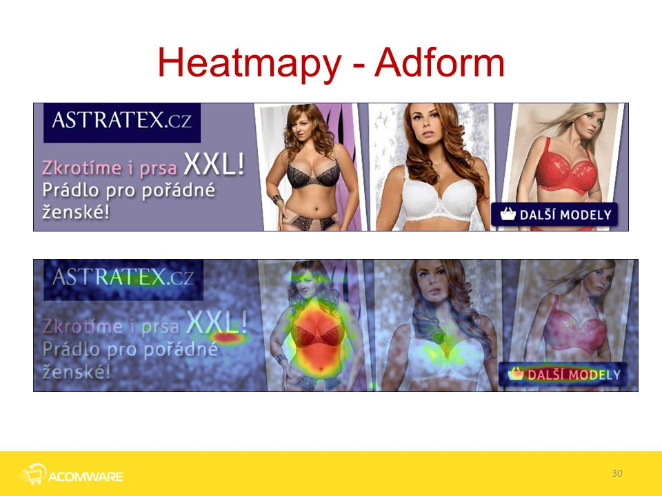 Heatmapy - Adform