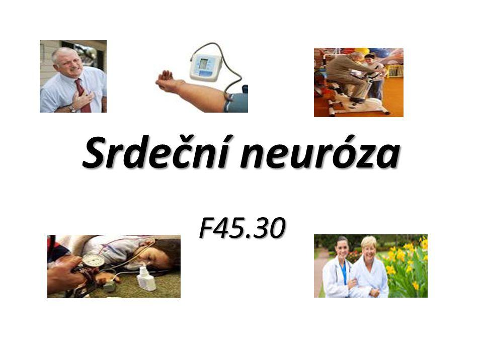 Srdeční neuróza F45.30