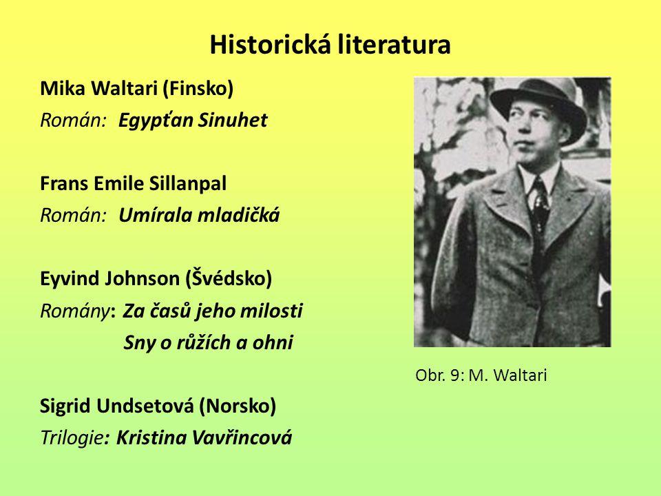 Historická literatura