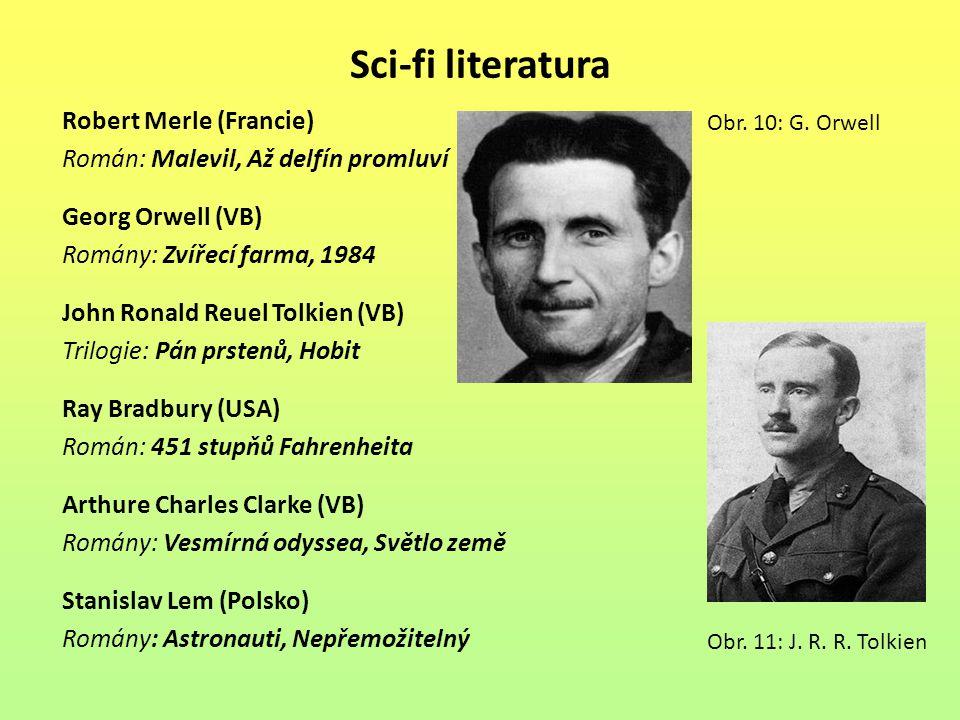 Sci-fi literatura