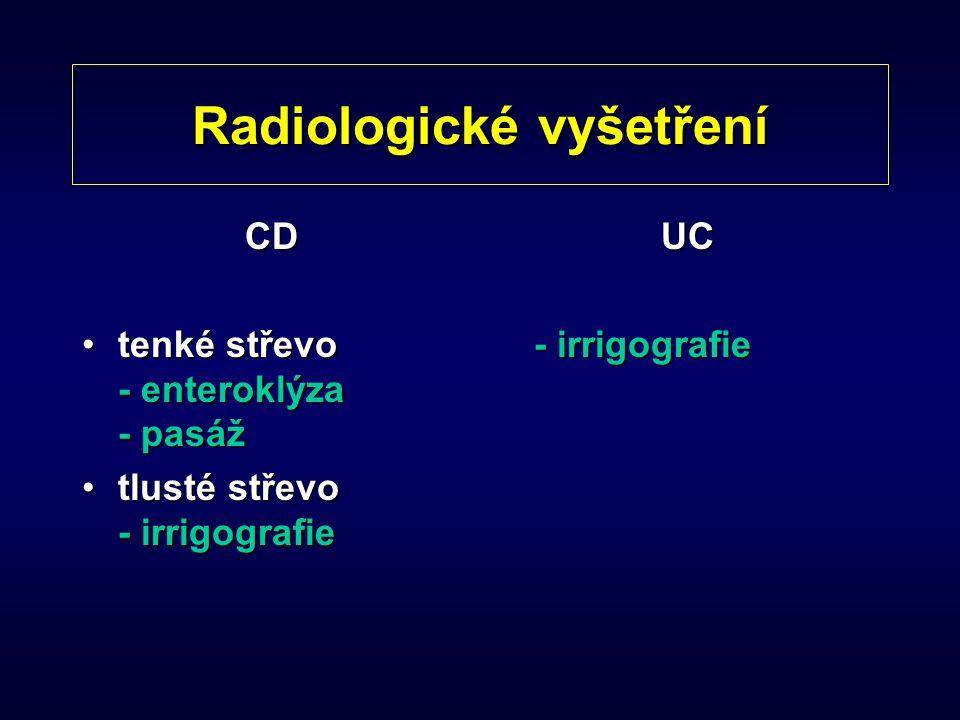 Radiologické vyšetření