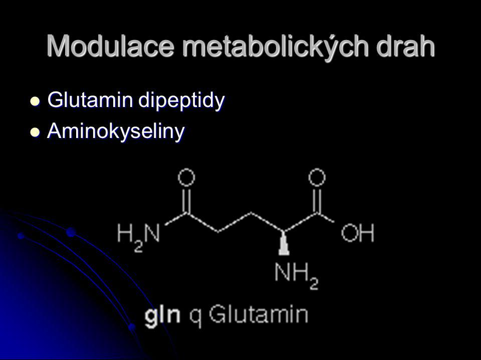 Modulace metabolických drah