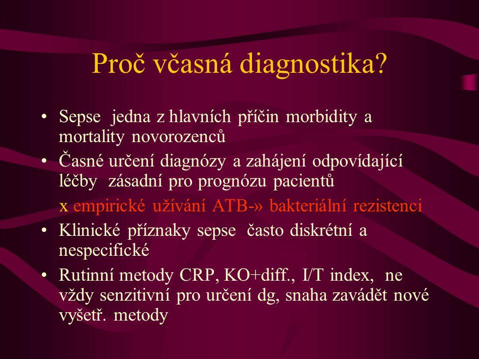 Proč včasná diagnostika