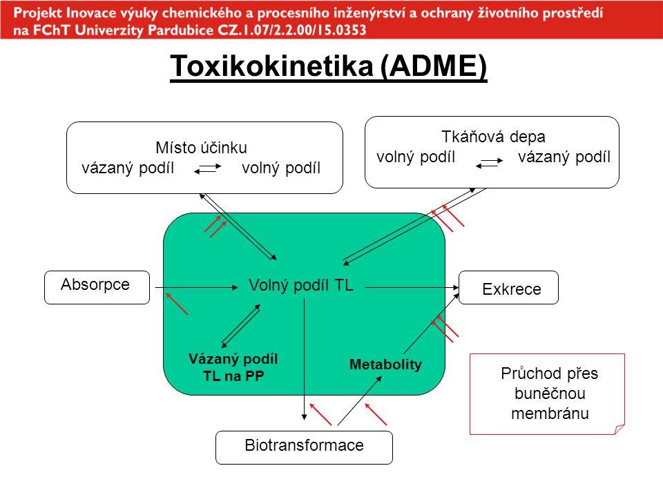 Toxikokinetika (ADME)