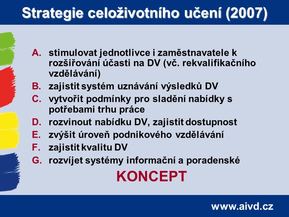 Strategie celoživotního učení (2007)