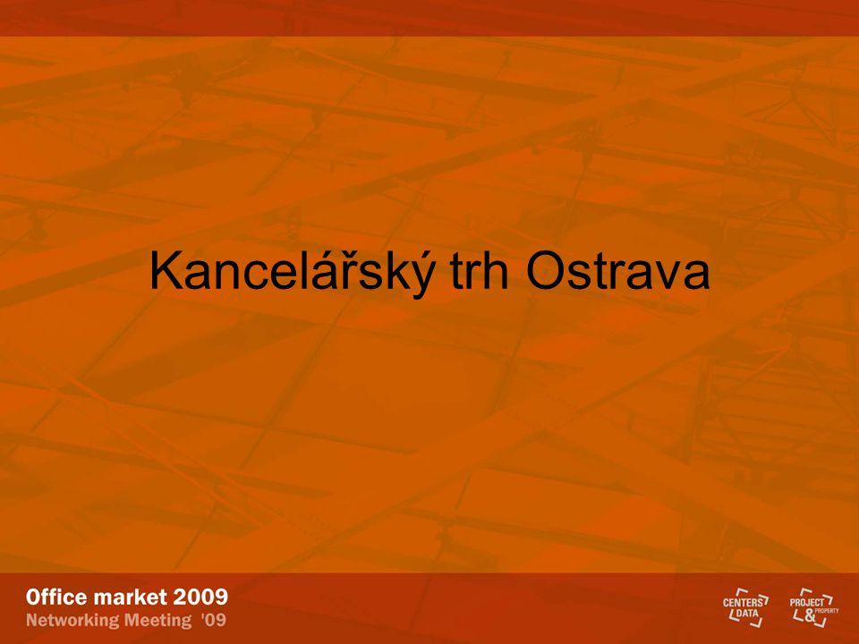 Kancelářský trh Ostrava