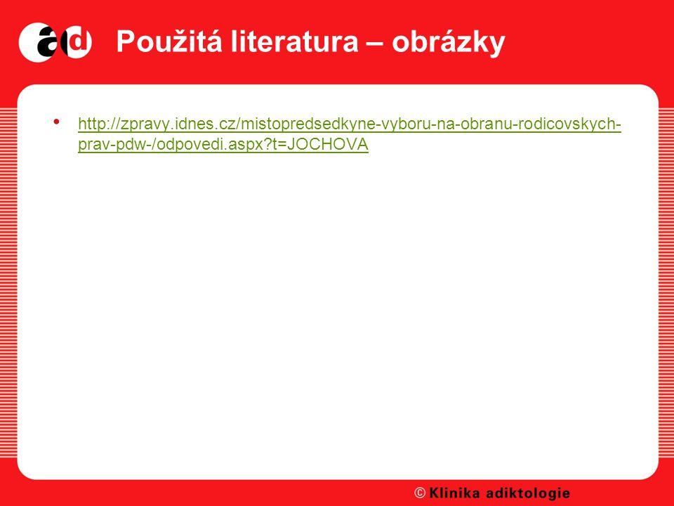 Použitá literatura – obrázky