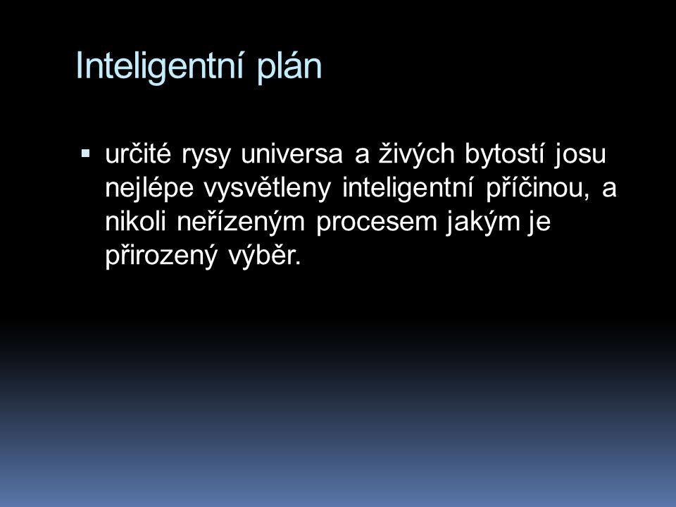 Inteligentní plán